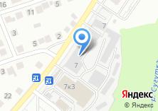 Компания «Дарко» на карте