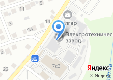 Компания «Чебоксарский электротехнический завод» на карте