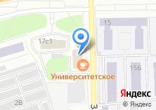 Компания «Комбинат питания №1» на карте
