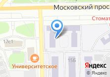 Компания «Чувашское Региональное отделение Российского общества по неразрушающему контролю и технической диагностике» на карте