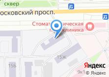 Компания «ЧГУ» на карте