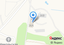 Компания «Участковый пункт полиции пос. Сосновка» на карте