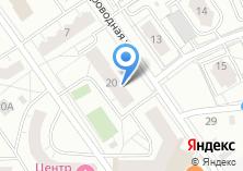 Компания «СПЕЦРЕМОНТ» на карте