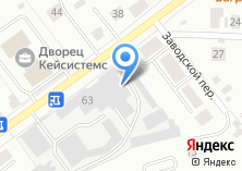 Компания «Чебоксарский ликероводочный завод» на карте