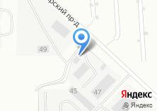 Компания «Кладовочка» на карте