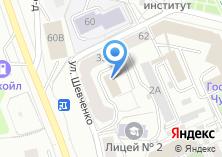 Компания «Инфолинк» на карте