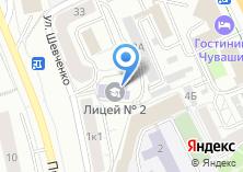 Компания «Вечерняя сменная общеобразовательная школа №1» на карте