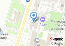 Компания «Лама» на карте