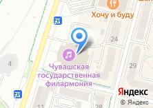 Компания «Камерный оркестр» на карте