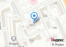 Компания «Центр временного содержания для несовершеннолетних правонарушителей МВД по Чувашской Республике» на карте