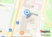 Компания «Бетта-6» на карте