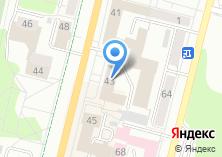 Компания «Центр специальной связи и информации Федеральной службы охраны РФ в Чувашской Республике» на карте