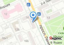 Компания «Волга-сервис» на карте