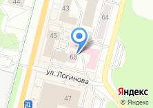 Компания «Медико-санитарная часть МВД по Чувашской Республике» на карте