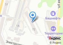 Компания «Теплосила-21» на карте