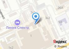 Компания «Мастерская попошиву и ремонту одежды» на карте