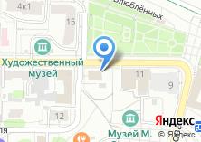 Компания «Церковь Михаила Архангела» на карте