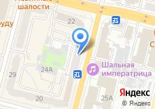 Компания «Seven» на карте