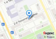 Компания «Консультационный центр медицины Остроносовой» на карте