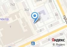 Компания «Адвокатский кабинет Николаева А.Г» на карте