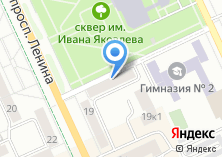 Компания «EvoCor» на карте