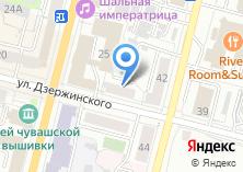 Компания «Агентство вашего отдыха» на карте
