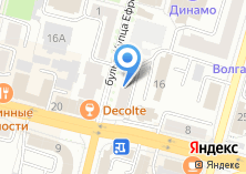 Компания «ДЮСАШ» на карте