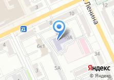Компания «Чебоксарская детская музыкальная школа им. С.М. Максимова» на карте