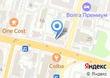 Компания «Дар-Строй» на карте