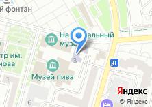 Компания «Старая площадь» на карте