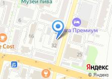 Компания «Проектно-сметное бюро» на карте