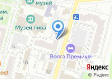 Компания «Грига» на карте