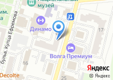 Компания «Информатика торгово-сервисная компания» на карте