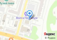 Компания «Строящееся административное здание по ул. Ярославская» на карте
