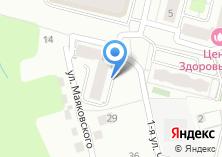 Компания «Строящийся жилой дом по ул. Чапаева 1-я» на карте