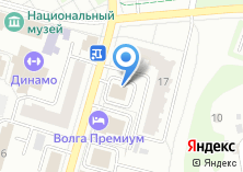 Компания «Лукойл-Волганефтепродукт» на карте