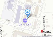 Компания «Академ-фитнес» на карте