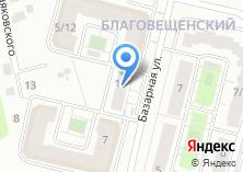 Компания «Ногтевая студия Светланы Черновой» на карте