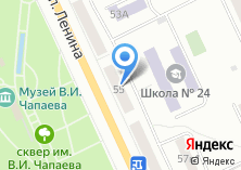 Компания «Центр семейного чтения им. А.С. Пушкина» на карте
