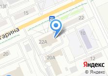 Компания «Министерство труда и социальной защиты Чувашской республики» на карте