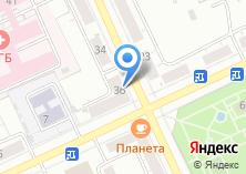 Компания «Лакоморье» на карте