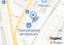 Компания «Микрон» на карте