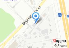 Компания «Новоюжный» на карте