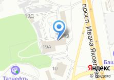 Компания «Чувашсетьгаз» на карте