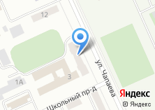 Компания «Центр спортивной подготовки им. А. Игнатьева» на карте