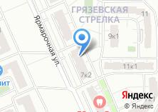 Компания «СтройКлимат Сервис» на карте
