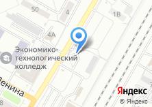 Компания «Ухтун» на карте