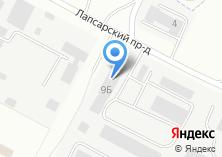 Компания «Вентком» на карте