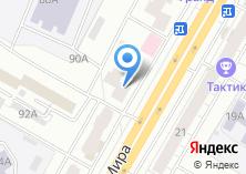 Компания «Геросс» на карте