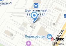 Компания «Круиз компания пассажирских перевозок» на карте